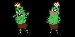 SpongeBob Kevin C. Cucumber Cursor