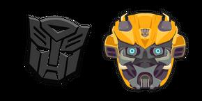 Transformers Bumblebee Curseur