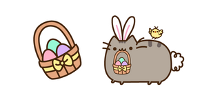 Курсор Easter Bunny Pusheen
