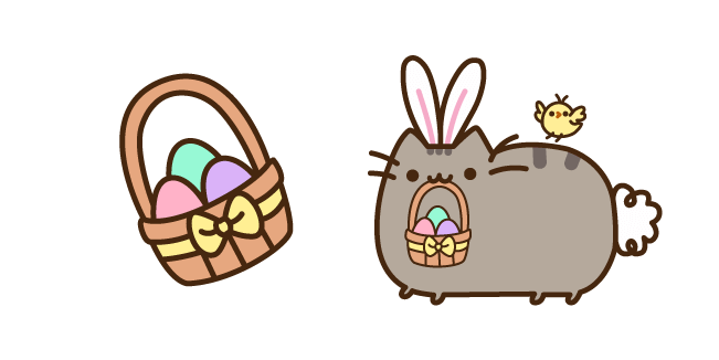 Easter Bunny Pusheen