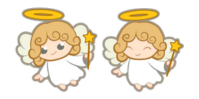 Cute Angel Cursor
