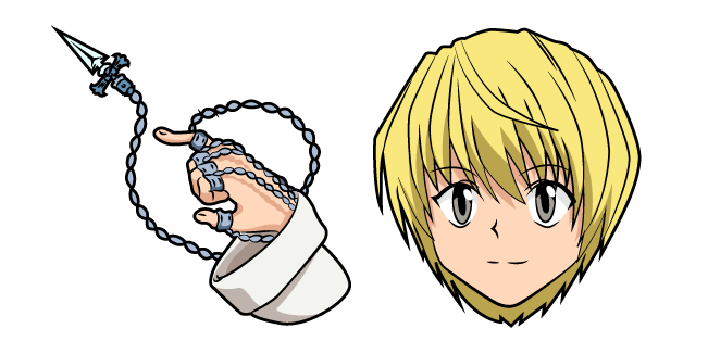 Hunter x Hunter Kurapika