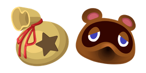 Animal Crossing Tom Nook Cursor