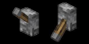 Minecraft Lever Curseur