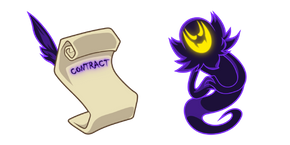 A Hat in Time Snatcher Cursor