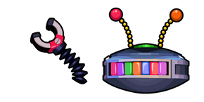 Five Nights at Freddy's Candy Cadet Cursor