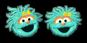 Sesame Street Rosita Curseur