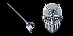 JoJo's Bizarre Adventure Silver Chariot Curseur