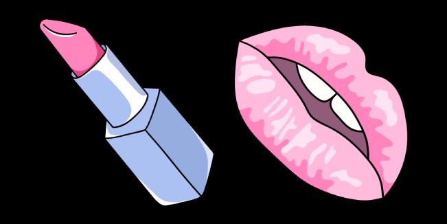 VSCO Girl Lipstick and Lips
