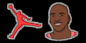 Michael Jordan Cursor