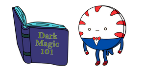 Adventure Time Peppermint Butler Cursor