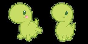 Cute Dino Curseur