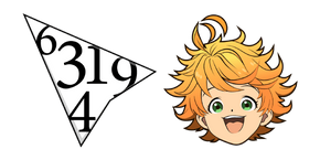The Promised Neverland Emma Cursor