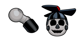 Five Nights at Freddy's Shadow Dee Dee Cursor