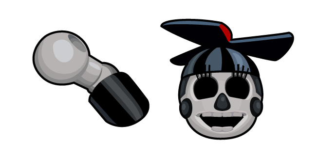 Five Nights at Freddy's Shadow Dee Dee