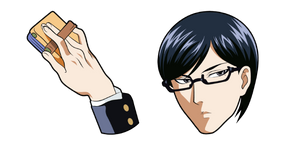 Haven't You Heard I'm Sakamoto Cursor