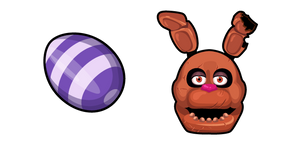Five Nights at Freddy's Chocolate Bonnie Cursor