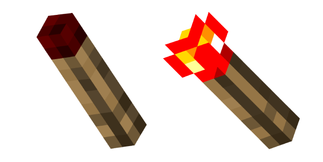 Minecraft Redstone Torch