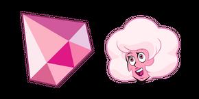 Курсор Вселенная Стивена Розовый Алмаз
