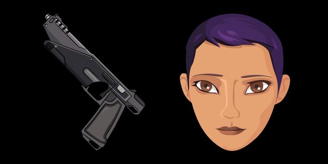 Star Wars Sabine Wren WESTAR-35 Blaster Pistol