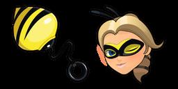 Miraculous Ladybug Queen Bee Cursor