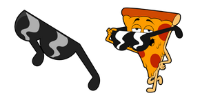 Uncle Grandpa Pizza Steve Cursor