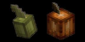 Minecraft Cocoa Pods Curseur