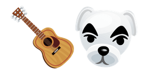 Animal Crossing K.K. Slider Cursor