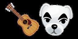 Animal Crossing K.K. Slider Cursor