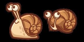 Cute Snail Curseur