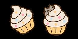 Pusheen and Cupcake Cursor