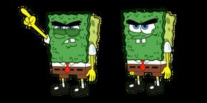 Abrasive SpongeBob Cursor