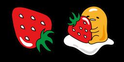 Gudetama and Strawberry Cursor