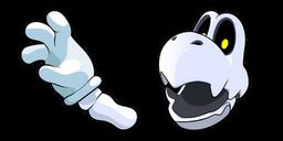 Super Mario Dry Bones Curseur