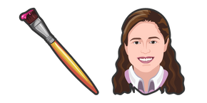 The Office Pam Beesly Cursor