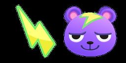 Animal Crossing Static Cursor