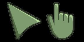 Курсор Зеленый Тимьян
