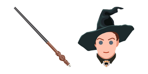 Harry Potter Minerva McGonagall Cursor