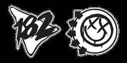Blink-182 Cursor
