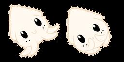 Cute Squid Cursor