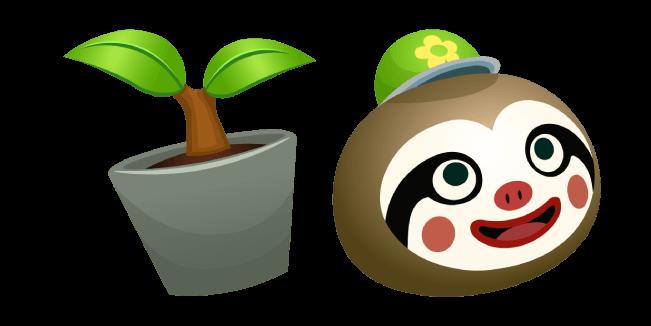 Animal Crossing Leif