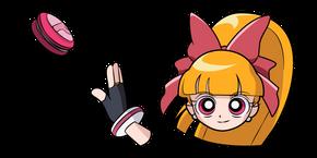 Powerpuff Girls Z Hyper Blossom Cursor