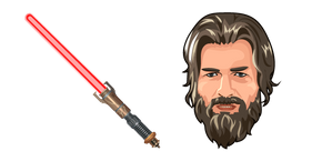 Star Wars Jedi Fallen Order Taron Malicos Lightsaber Curseur