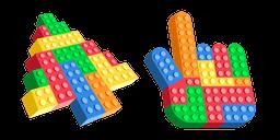 LEGO Bricks Cursor