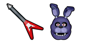 Five Nights at Freddy's Bonnie Cursor