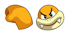 Super Mario Boom Boom Cursor