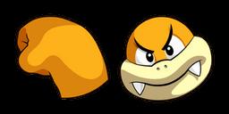 Super Mario Boom Boom Curseur