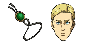 Attack on Titan Erwin Smith Cursor