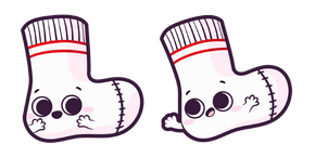 Cute Socks Cursor