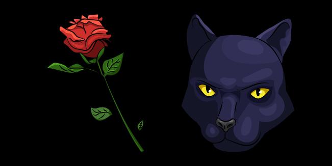 Star Fox Panther Caroso Rose